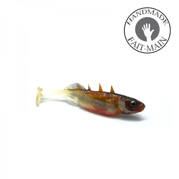 Stickleback Soft Lure