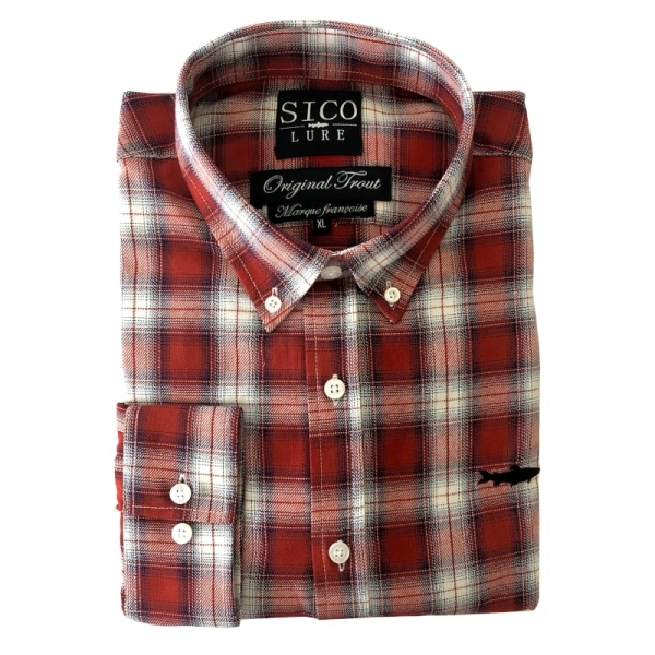 Shirt Original Trout -red