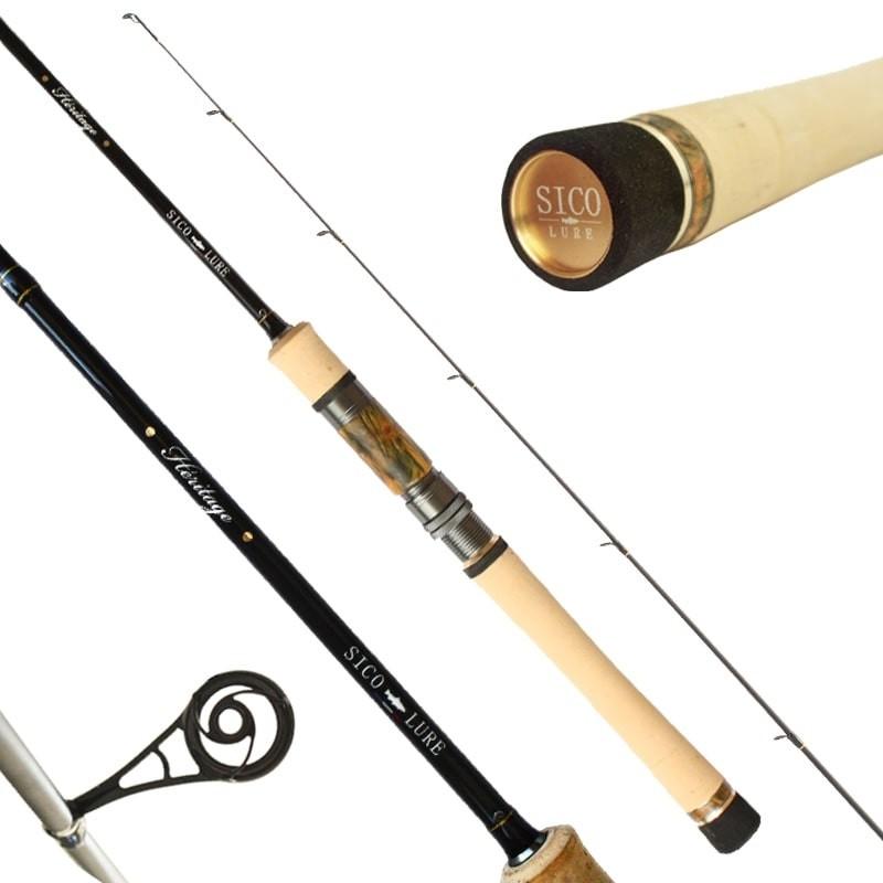 Canne à pêche Héritage