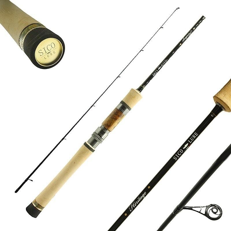 Canne à pêche truite...